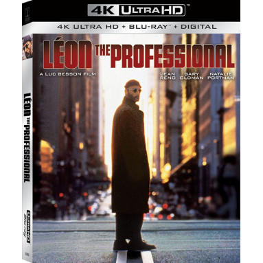 LEON THE PROFESSIONAL (ULTRA HD BLU RAY)