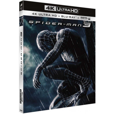 SPIDER-MAN 3 (ULTRA HD BLU RAY)