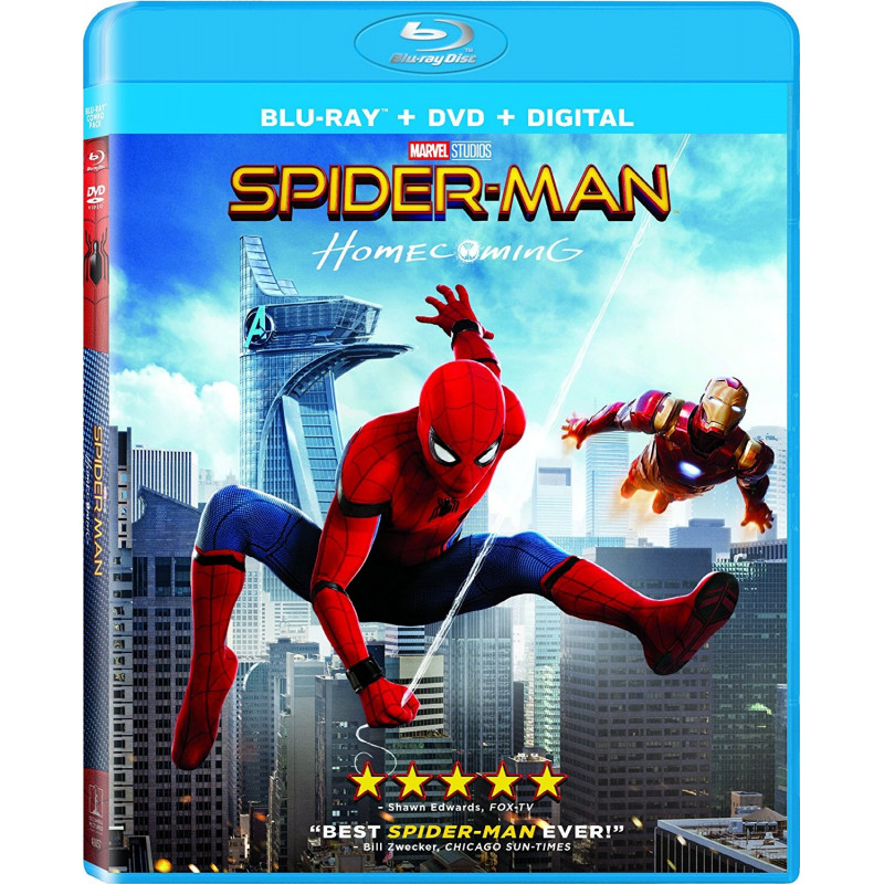 SPIDER-MAN HOMECOMING/US