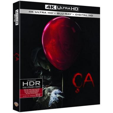 CA (ULTRA HD BLU RAY)