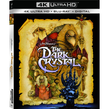 DARK CRYSTAL (ULTRA HD BLU RAY)/US