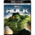 INCREDIBLE HULK (ULTRA HD BLU RAY)