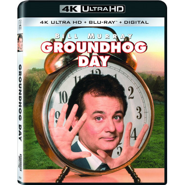 GROUNDHOG DAY (ULTRA HD BLU RAY)