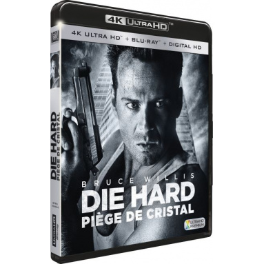 PIEGE DE CRISTAL (ULTRA HD BLU RAY)