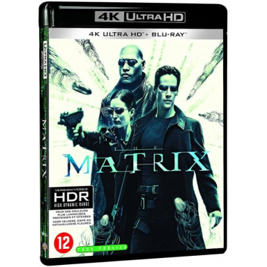 MATRIX (ULTRA HD BLU RAY)