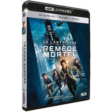 LABYRINTHE REMEDE MORTEL (ULTRA HD BLU RAY)