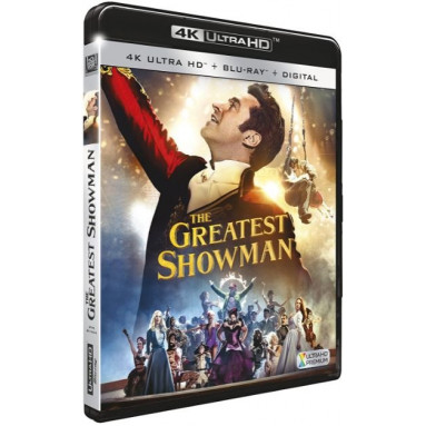 GREATEST SHOWMAN (ULTRA HD BLU RAY)