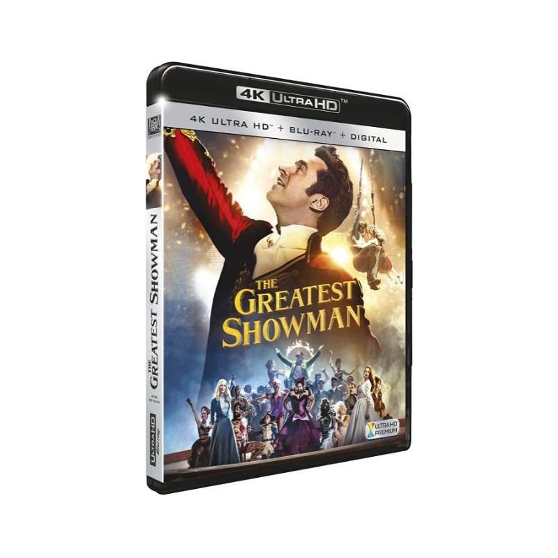 GREATEST SHOWMAN (ULTRA HD BLU RAY)
