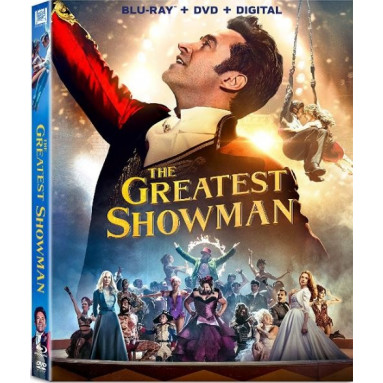GREATEST SHOWMAN/US