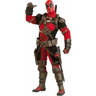 COLLECTIBLE DEADPOOL 1:6