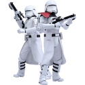 COLLECTIBLE FIRST ORDER SNOWTROOPERS 1:6