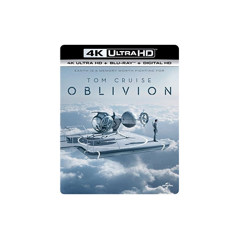 OBLIVION (ULTRA HD BLU RAY)