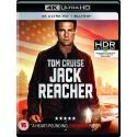 JACK REACHER (ULTRA HD BLU RAY)/UK