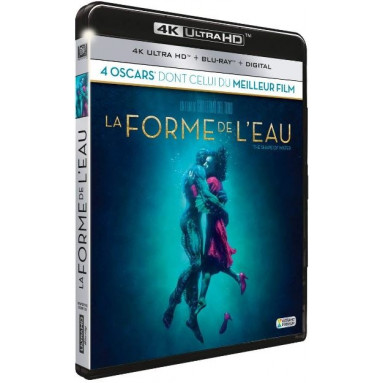 FORME DE L'EAU (ULTRA HD BLU RAY)