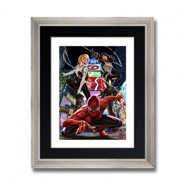 ART PRINT SPIDERMAN
