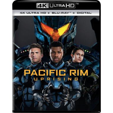 PACIFIC RIM UPRISING (ULTRA HD BLU RAY)