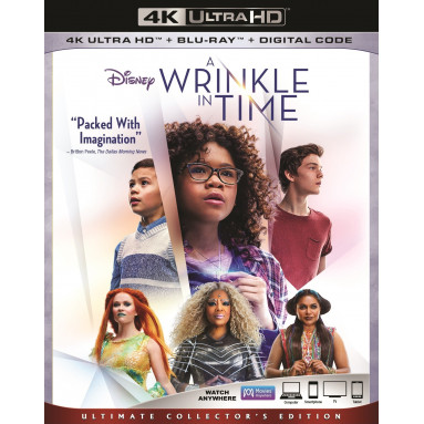 WRINKLE IN TIME (ULTRA HD BLU RAY)