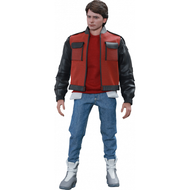 COLLECTIBLES MARTY MCFLY 28CM
