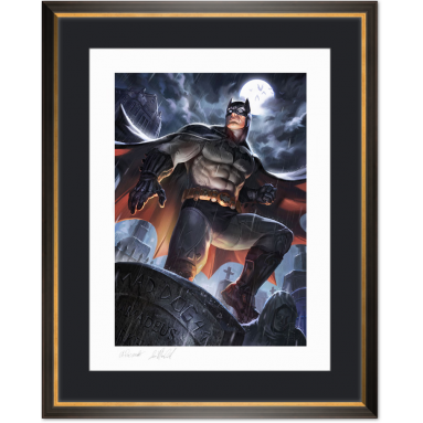 ART PRINT BATMAN