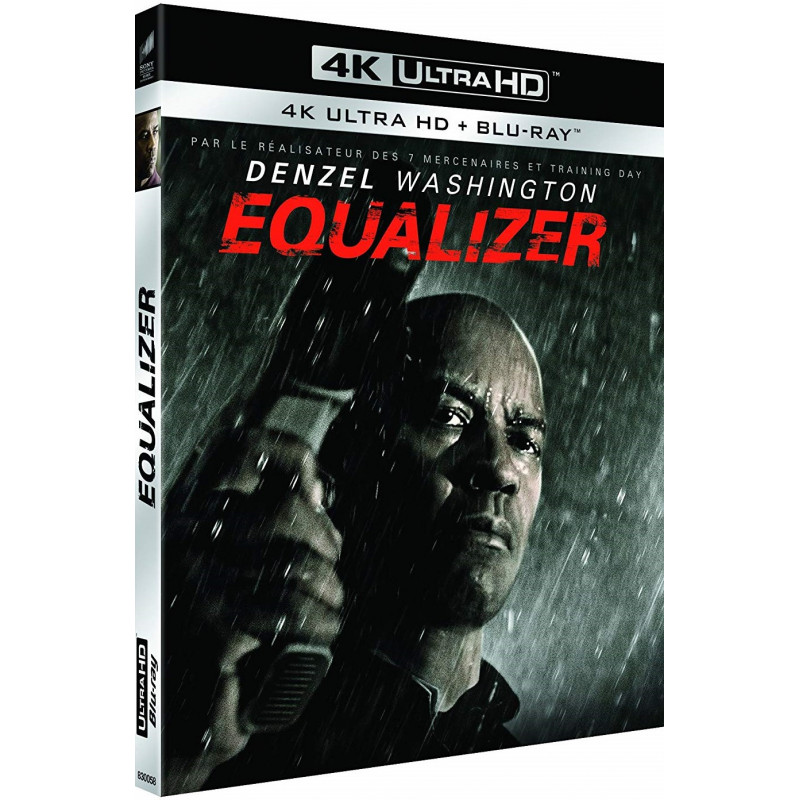 EQUALIZER (ULTRA HD BLU RAY)