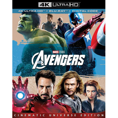 AVENGERS (ULTRA HD BLU RAY)
