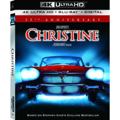 CHRISTINE (ULTRA HD BLU RAY)