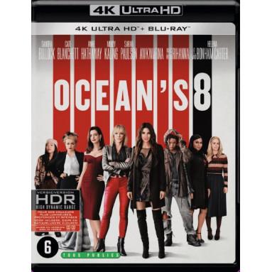 OCEAN'S 8 (ULTRA HD BLU RAY)