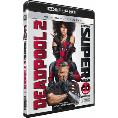 DEADPOOL 2 (ULTRA HD BLU RAY)