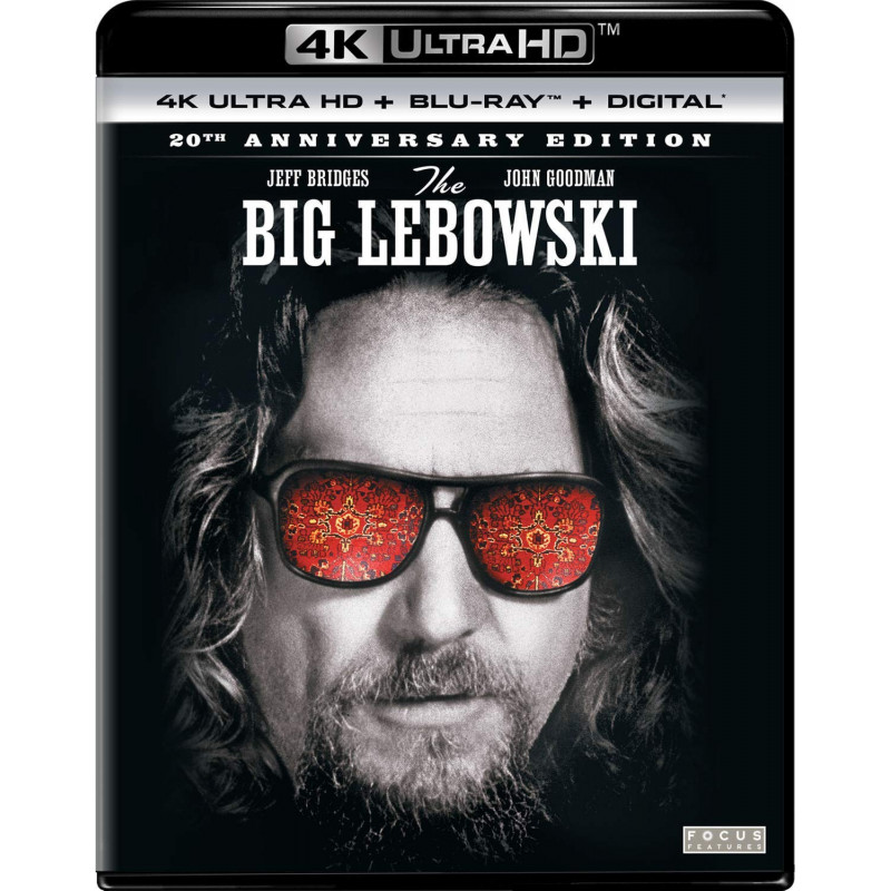 BIG LEBOWSKI (ULTRA HD BLU RAY)