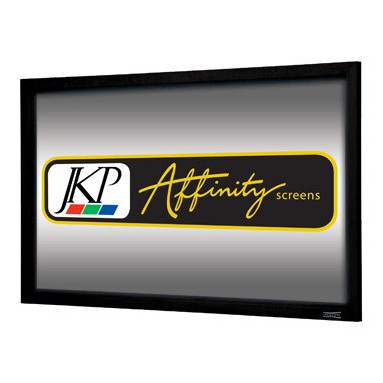 DA-LITE JKP AFFINITY SCREEN CINEMA CONTOUR