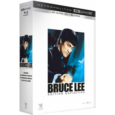 COFFRET BRUCE LEE (ULTRA HD BLU RAY)
