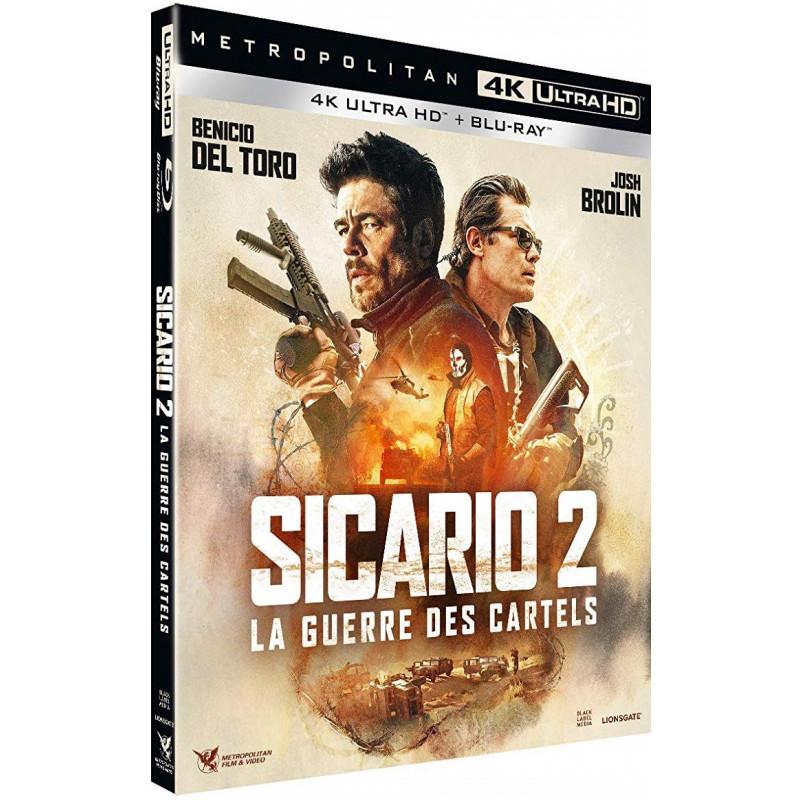 SICARIO 2 (ULTRA HD BLU RAY)