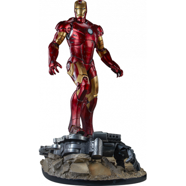 COLLECTIBLE IRON MAN MARK III 57CM