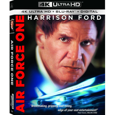 AIR FORCE ONE (ULTRA HD BLU RAY)