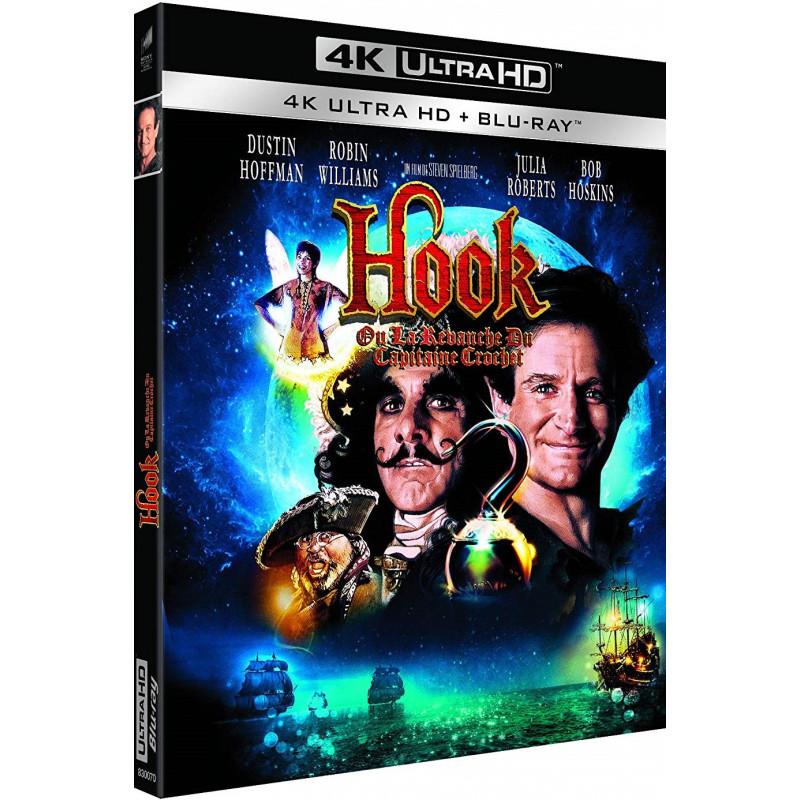 HOOK (ULTRA HD BLU RAY)
