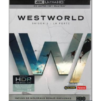 WESTWORLD SAISON 2 (ULTRA HD BLU RAY)