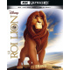 ROI LION (ULTRA HD BLU RAY)