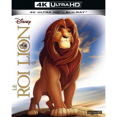 ROI LION (ULTRA HD BLU RAY)