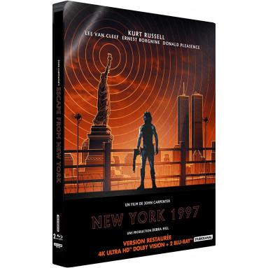 NEW YORK 1997 (ULTRA HD BLU RAY)