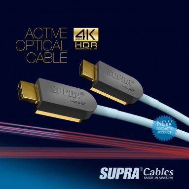 SUPRA CABLE HDMI AOC 12M