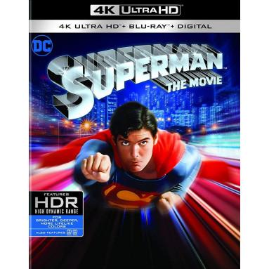 SUPERMAN THE MOVIE (ULTRA HD BLU RAY)/UK