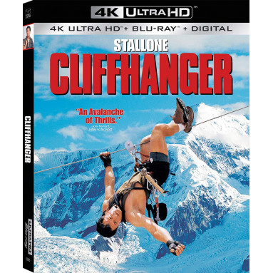 CLIFFHANGER (ULTRA HD BLU RAY)/US