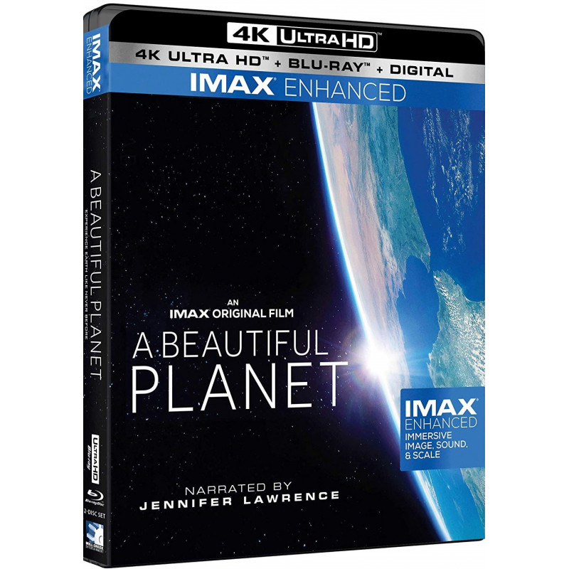 BEAUTIFUL PLANET (ULTRA HD BLU RAY)