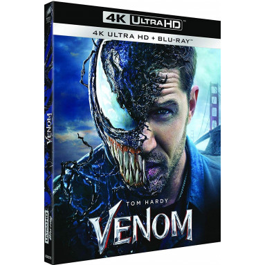 VENOM (ULTRA HD BLU RAY)