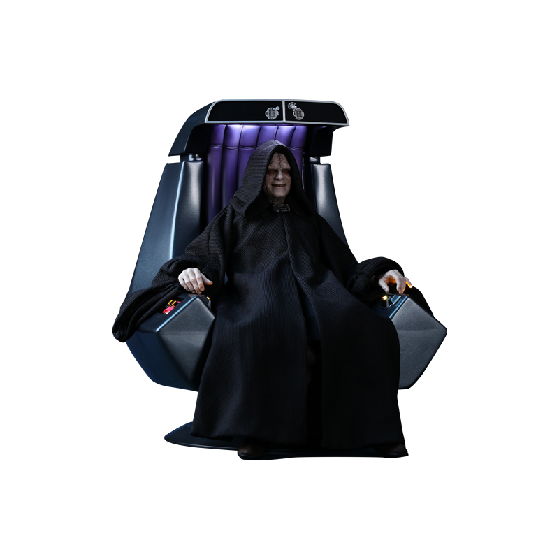 COLLECTIBLE EMPEROR PALPATINE 29CM