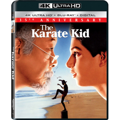 KARATE KID (ULTRA HD BLU RAY)