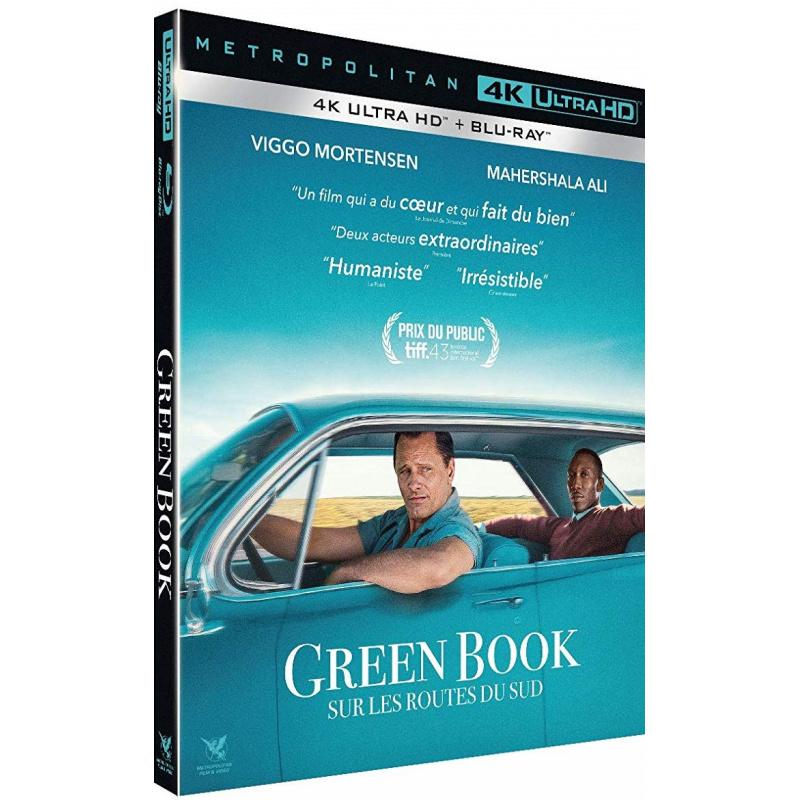GREEN BOOK (ULTRA HD BLU RAY)