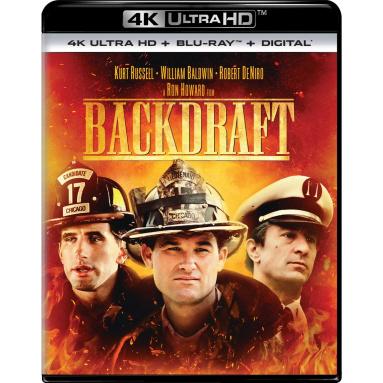 BACKDRAFT (ULTRA HD BLU RAY)/US
