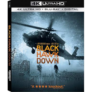 BLACK HAWK DOWN (ULTRA HD BLU RAY)