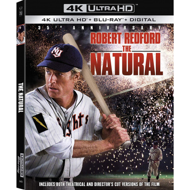 NATURAL (ULTRA HD BLU RAY)
